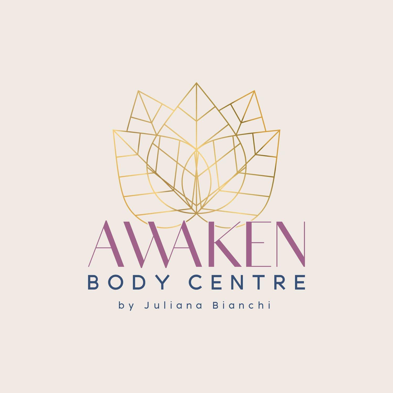 Awaken Body Centre Branding