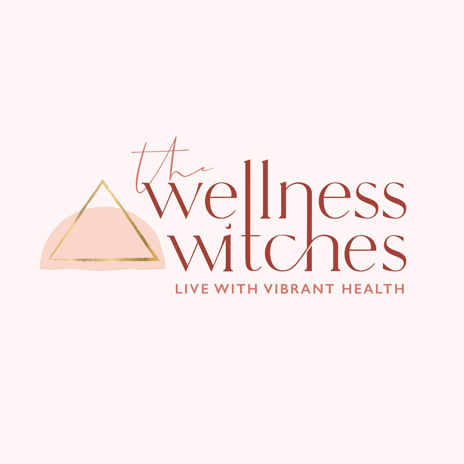 The WEllness Witches Branding